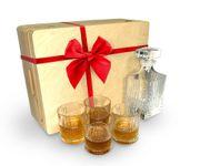 Zestaw prezentowy do whisky RCR Jackie 5-elem