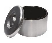 Pojemnik na lód, aluminiowy, okrągły, 10L