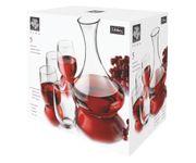 Zestaw prezentowy do serwowania wina Stemless Wine (5 elementów)