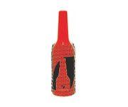 Butelka treningowa oryginalna (Flairco) czerwona z nadrukiem, 750ml