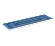 Talerz z melaminy APS BLUE OCEAN GN 2/4, 53x16,2cm