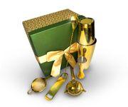 Zestaw barmański prezentowy PREMIUM GOLD