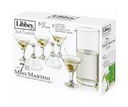 Zestaw Just Cocktails Mini Martini 7-elementów