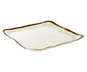 Talerz płytki z melaminy APS STONE ART 33x32,5cm