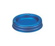 Popielniczka, niebieska, 17,4x4cm