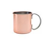 Kubek stalowy pokryty miedzią Copper Mug 480ml