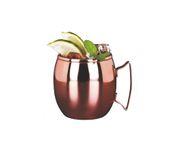 Kubek miedziany Copper Mug Julep Barrel 414ml