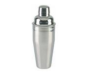 Shaker francuski 3-częściowy, polerowany, 700ml INOX: 18/10