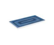 Talerz z melaminy APS BLUE OCEAN GN 1/3, 32,5x17,6cm