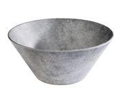 Miska okrągła z melaminy APS ELEMENT 3000ml, 28cm