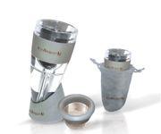 Aerator do napowietrzania wina (stojak i pokrowiec)