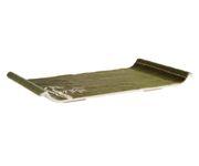 Talerz z melaminy APS GREEN BAMBOO, 30,5x17cm