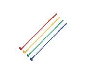 Mieszadełko (stirrer) Golf Driver, mix kolorów, 20cm, 200szt