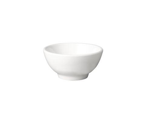 Miska z melaminy APS PURE 90ml, biała, 9,5cm