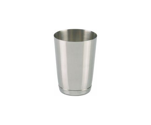 Shaker bostoński mały, polerowany, 400ml
