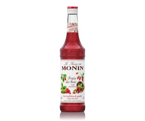 Syrop Monin Poziomka 700ml