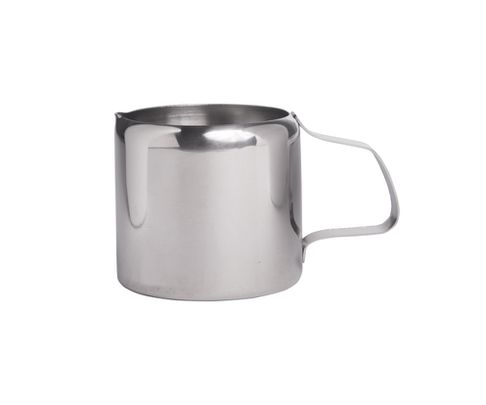 Dzbanek do mleka mini, polerowany, 150ml