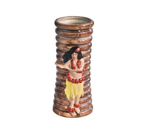 Tiki Mug Hula Girl 320ml * 10 1/2 Oz