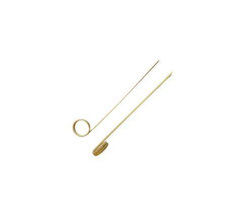 Wykałaczka bambusowa Side Twisters, 12cm, 100szt