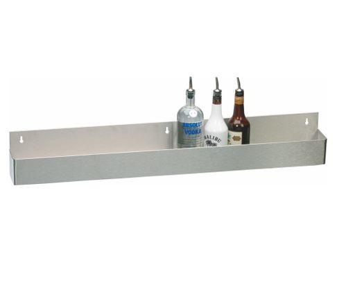 Speed Rack, stal nierdzewna, na 10 butelek, 107x10,5x15,5cm