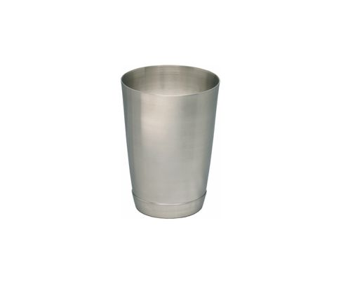 Shaker bostoński mały, matowe wykończenie, 400ml