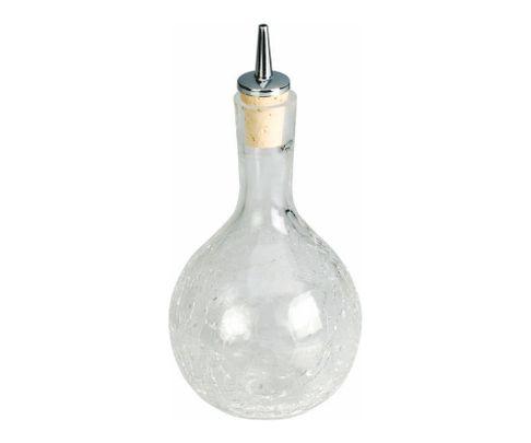 Dash bottle, efekt popękane szkło, 330ml