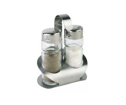 Przyprawnik PRO 2-elementowy (sól i pieprz)