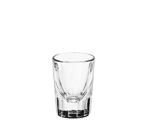 Kieliszek do wódki Fluted Whiskey 44ml * 1 1/2 Oz