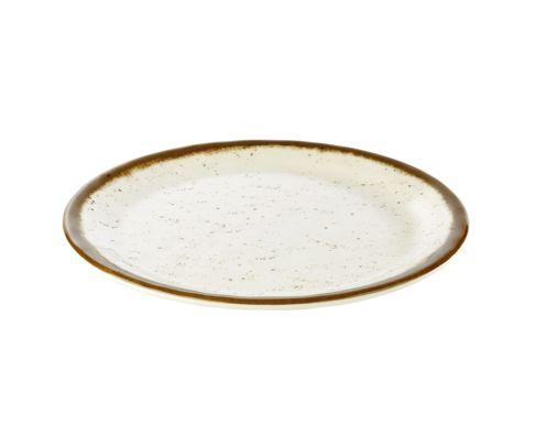 Talerz płytki z melaminy APS STONE ART 25cm