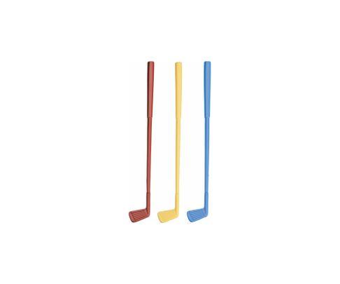 Mieszadełko (stirrer) Golf, mix kolorów, 16,5cm, 250szt