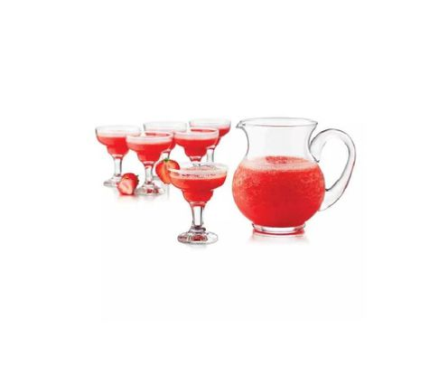 Zestaw Just Cocktails Mini Margarita 7-elementów