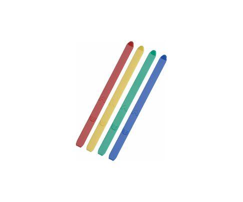 Mieszadełko (stirrer) Narta, mix kolorów, 15cm, 200szt