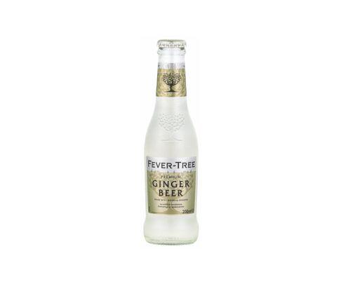 Fever Tree, napój Ginger Beer (piwo imbirowe), butelka 200ml