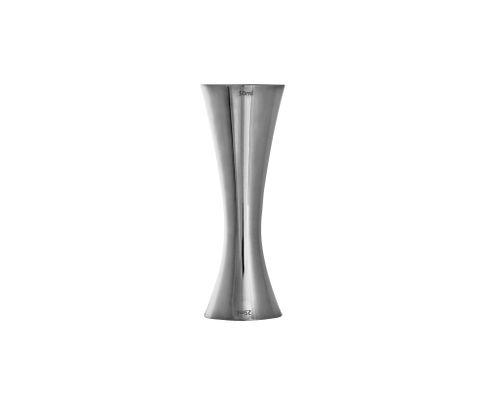 Miarka barowa (Jigger) 25/50ml, Aero, polerowana