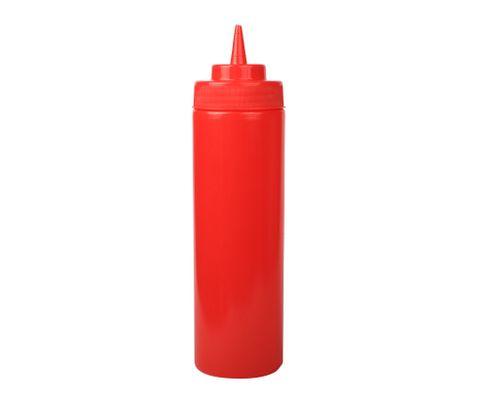Squeeze Bottle, duża, czerwona, 708ml