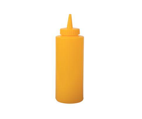 Squeeze Bottle, średnia, żółta, 335ml
