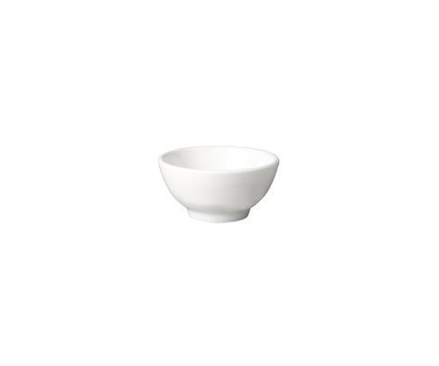 Miska z melaminy APS PURE 20ml, biała, 5,5cm
