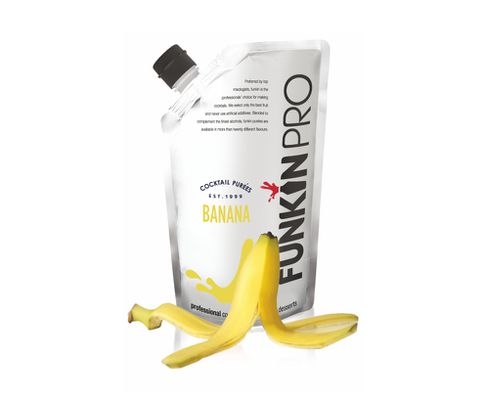 Puree Owocowe Funkin Banan 1kg