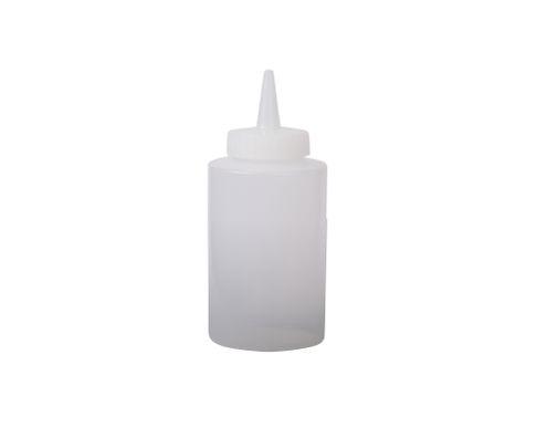 Squeeze Bottle, mała, bezbarwna, 118ml