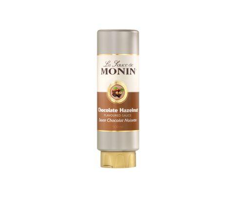 Sos Monin Orzech Laskowy - Nutella 500ml
