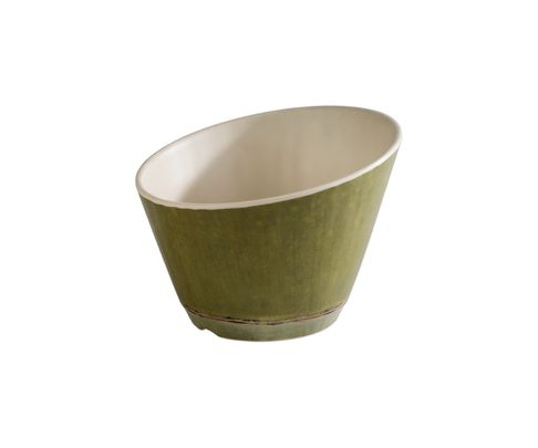 Miska ukośna z melaminy APS GREEN BAMBOO 800ml