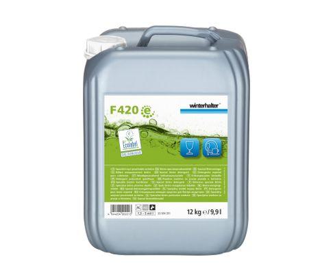 Płyn myjący Winterhalter F 420 E do zmywarek przemysłowych 12kg