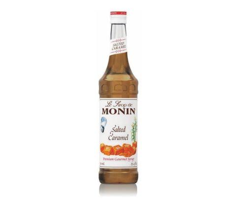 Syrop Monin Słony Karmel 700ml