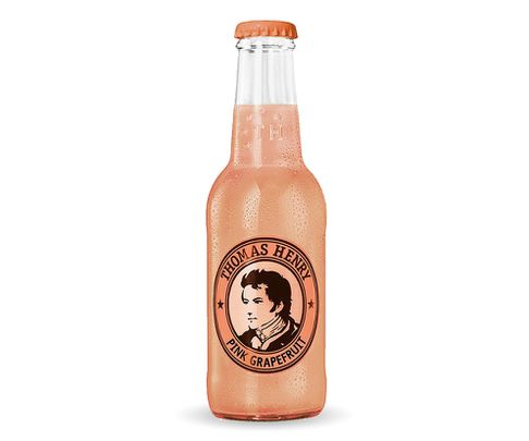 Thomas Henry Pink Grapefruit (lemoniada grejpfrutowa), napój butelka 200ml