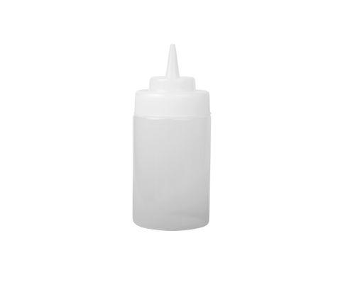 Squeeze Bottle, średnia, bezbarwna, 355ml