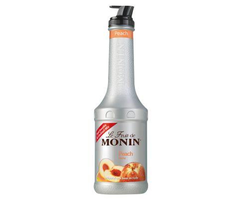 Puree Owocowe Monin Brzoskwinia 1L