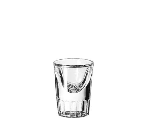 Kieliszek do wódki Tall Whiskey 30ml * 1 Oz