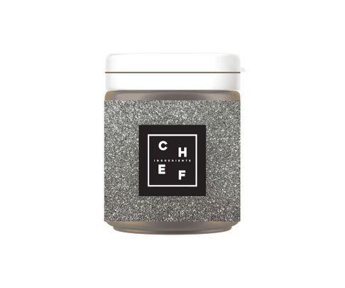 Pyłek metaliczny Chef Ingredients (Metalic Dust) srebrny 20g