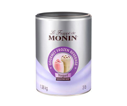Baza jogurtowa Monin 1,36kg - YOGHURT FRAPPE BASE