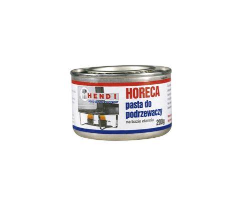Pasta, paliwo, żel do podgrzewaczy HORECA 200g, czas spalania do 4h